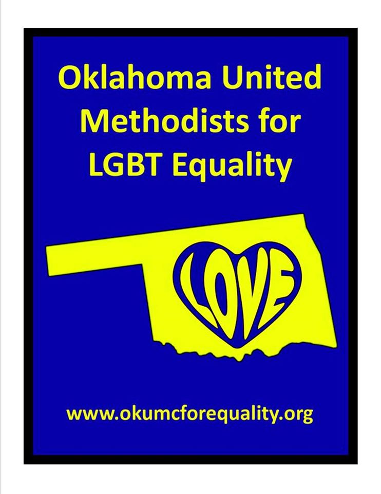 That Day When 125 Oklahoma United Methodist Ministers Stood Up Publicly for Marriage Equality and Full Participation of LGBTQ Persons in the United Methodist Church