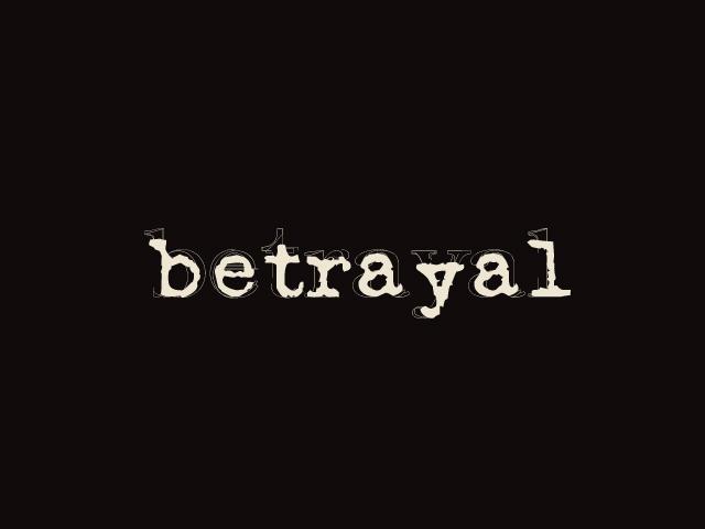 Climate of Betrayal