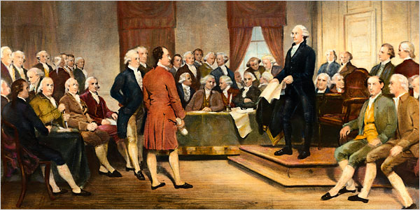 Marriage Equality and the Intent of the Founders