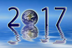 earth-environment-concept-new-year-greetings-78669181